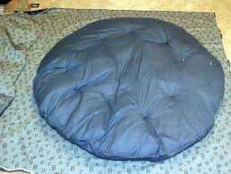 Papasan Chair Cushions Uk by How To Make A Slipcover For Your Papasan Chair Cushion