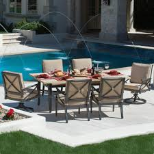 Gloriously 7 Piece Patio Furniture Sets – Seniorenservice-jungblut.info Vintage Smith And Hawken Teak Outdoor Patio Set Chairish Exterior Interesting And Fniture For Inspiring 36 Wood Folding Chairs Mksoutletus Cheap Ding Find Deals On Line At Garden Emily Henderson Chair Sets Best Rated In Adirondack Helpful Customer Reviews Amazoncom Large Lounge Pair Sale 1stdibs