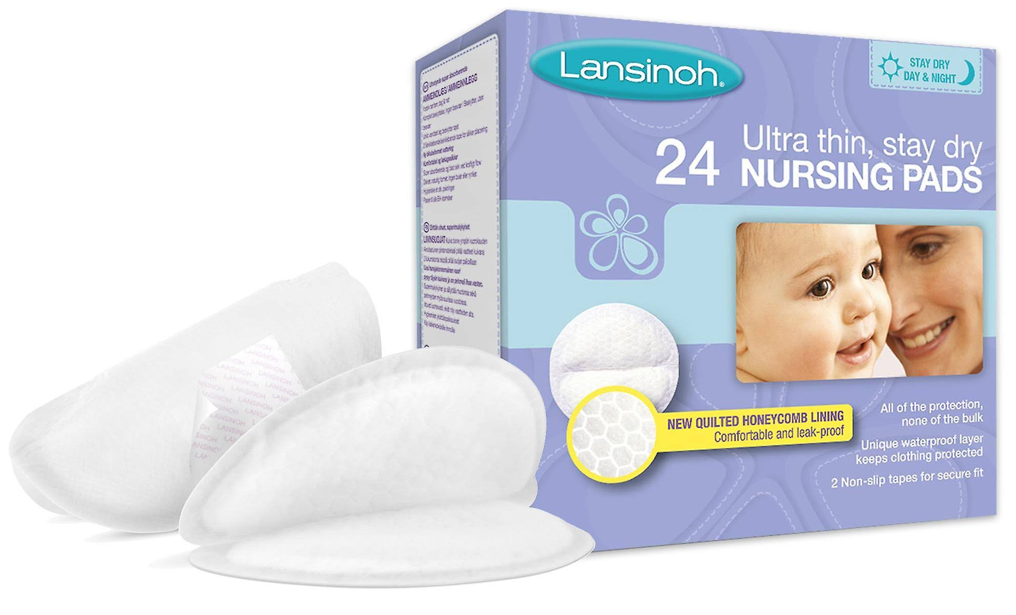 Lansinoh Disposable Nursing Pads - 24pk