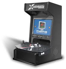 xtension mini arcade bartop cabinet the x arcade tankstick