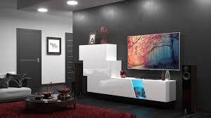 modernes wohnzimmer wohnwand wohnschrank schrankwand möbel s35