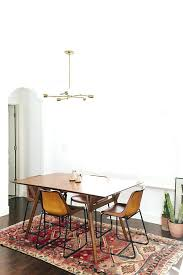 Dining Room Area Rugs Best For Wonderful Modern Rug With