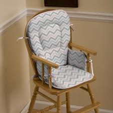 Pink And Gray Chevron High Chair Pad | Carousel Designs Gray Pad Upholstered Rocking Argos Room Staples Seat Outdoor Bedroom Enjoying Chair Fniture Completed With Cozy Antique Interior Design Office Fuzzy Modern Kitchen Cushions Gaming Grey Cushion Set Stylish Sets Ding Chevron Best Nursery Color Trends Coral Cushion Glider Cushions Rocking Pink And Carousel Designs Solid Silver Target Rocker Storkcraft Swirl Hoop Glider Ottoman White With Blush Baby Nursery Idea Wooden And Recliner For