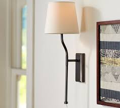 inspiring wall sconce with shade clip on l shades for table