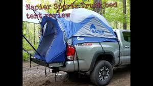 100 Sportz Truck Tent Napier Truck Bed Tent Review On A 2017 Tacoma Long Bed YouTube