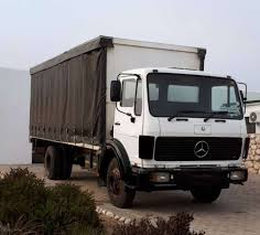 100 7 Ton Truck MERCEDES BENZ 1312 WATER TRUCK WATER CARRIER TON FOR SALE