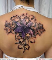 Maybe Something Similar To This Cover Up One On My Lower Back But Shape Flowers