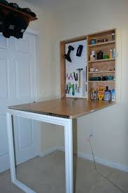 Space Saver Desk Uk by Delightful Wall Mounted Tables Fold Down Table Furniture Space