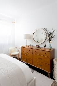 West Elm Emmerson Bed by A Laid Back Los Angeles Apartment Front Main