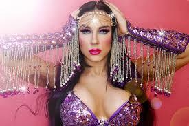 Youtube Carli Bybel Halloween by Belly Dancer Gypsy Halloween Makeup Youtube