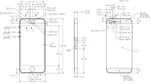 These Are The plete Blueprints For The iPhone 5 [Image]