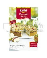 kathi mohn apfel kuchen 245 0 kalorien kcal und