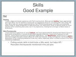 Good Skills On Resume That Will Get You Hired Things To Say A Examples