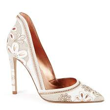 243 best Bridal Shoes images on Pinterest