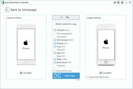 iPhone to iPhone Transfer Transfer data from old iPhone to new