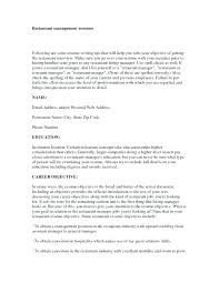 Supervisor Resume Objective Examples Construction