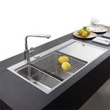évier de cuisine moderne et design franke espace aubade