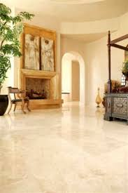 Master Bedroom Authentic Durango VeracruzTM Tile Flooring Mediterranean
