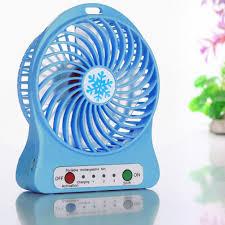 Oscillating Usb Desk Fan by Portable Ultra Quiet Mini Usb Desk Fan Creative Home Office Abs