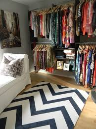 A Small Bedroom Turned Into Closet Dressing Room This Is Great Example Of