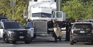 After Deadly Smuggling Case, Officials Charge Truck Driver And Decry ... Walmart Then And Now Today Has One Of The Largest Driver Found With Bodies In Truck At Texas Lived Louisville Etctp Promotes Safety By Hosting 2017 Etx Regional Truck Driving Drive For Day Ross Freight Walmarts Of The Future Business Insider Heres What Its Like To Be A Woman Driver To Bolster Ecommerce Push Increases Investment Will Test Tesla Semi Trucks Transporting Merchandise Xpo Dhl Back Transport Topics