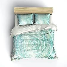 duvet covers green and cream duvet covers greenville sc mandala