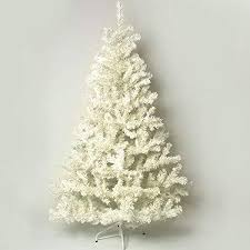 6FT Cream Indoor Artificial Christmas Tree By Festive Lights