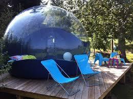 weekend dans la chambre week end insolite en bulle en rhône alpes