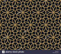 100 Art Deco Shape Vector Modern Geometric Tiles Pattern Golden Lined Shape Abstract