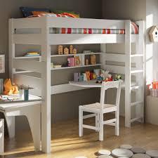 lit mezzanine 1 place bureau integre lit mezzanine avec bureau photos de conception de maison