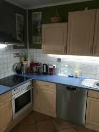 küche u form ebay kleinanzeigen küche u form buche nobilia