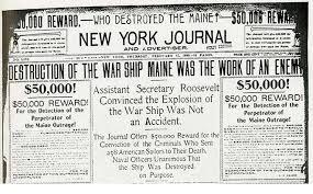 yellow journalism the spanish american war america s
