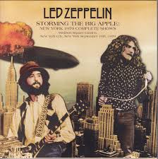 Led Zeppelin 1970 09 19 New York City Storming the Big Apple