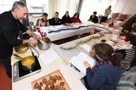 atelier cuisine rouen à rouen un chef étoilé pour aider les malades du cancer