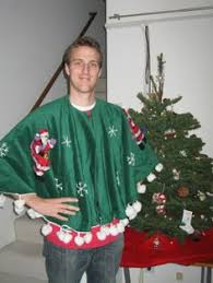 ugly sweater ideas homemade is wrong in so many ways but