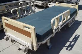 Used Hill Rom Electric Hospital Beds for Sale