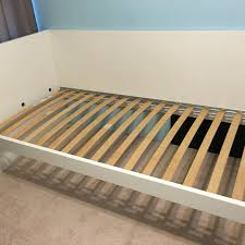 Ikea Flaxa Bed by Find More Ikea Flaxa Twin Bed W Free Trundle For Sale At Up To 90