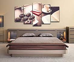 n r bilder wandbild kaffeekuchen ideen 100x55cm vlies
