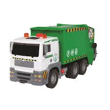 Fast Lane Pump Action Garbage Truck | Toys