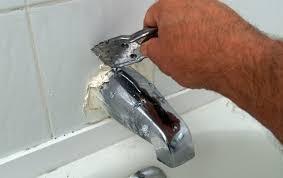 how to replace a tub spout bob vila bathtub faucet leaking pmcshop