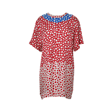 louis vuitton yayoi kusama polka dot dress the fifth collection