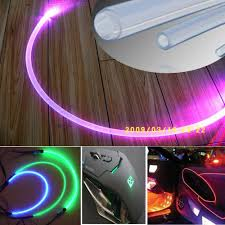 Fibre Optic Ceiling Lighting by Super Brightness Optic Fiber 5mm Optical Fiber Solid Core Side