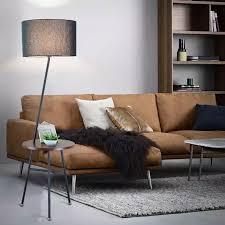 moderne holz tisch boden le 5w led le wohnzimmer schlafzimmer studie stehend len schwarz eisen weiß stoff decor hause lichter 220v