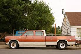 1973 Dodge D200 Crew Cab Pickup Truck. | Old Trucks As Art ...