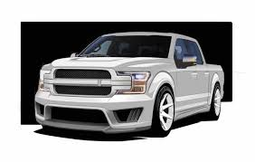 Saleen Launching A 700-hp F-150 Dubbed The 2018 Saleen Sportruck ...