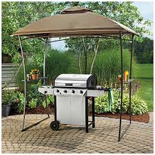 Wilson And Fisher Patio Furniture Cover by Wilson U0026 Fisher Domed Top Grill Gazebo At Big Lots Grill Not