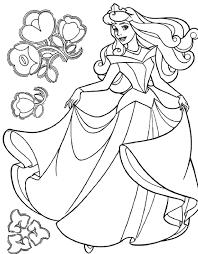Cinderella Coloring Pages Free Printable 2
