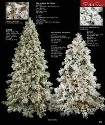 Light Frosted Blue Spruce Hard Needle Clear Lights Heavy Flocked Long Pine With Twigs Cones White Or