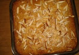 Banana & Apple cake without eggs and oil Recipe by Rajya Laxmi