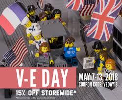 V-E Day Sale | Brickmania Blog